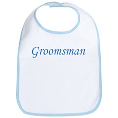 Groomsman Bib