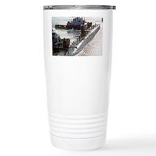 uss francis scott key greeting  Travel Mug