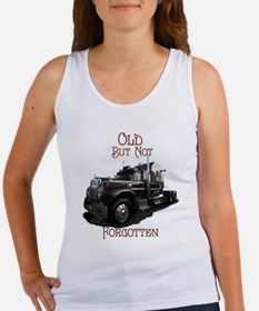 Old But Not Forgotten Women's Tank Top