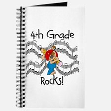 4th Grade Rocks Journal