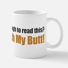 Scratch My Butt Corgi Small Small Mug