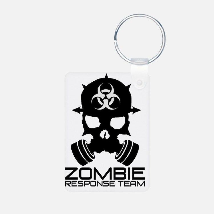 Zombie Apocalypse - Zombie Keychains