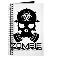 Zombie Apocalypse - Zombie Response Team t Journal