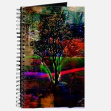 Psychedelic Tree Journal