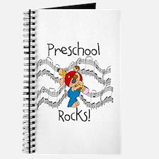 Preschool Rocks Journal