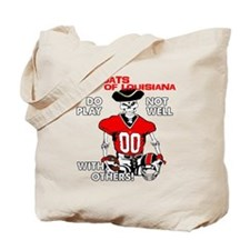 Not With Others Tote Bag