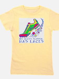Running Shoe Girl's Tee