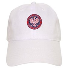 Panna Maria Texas Polish Baseball Cap