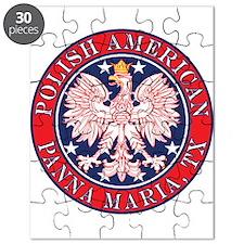 Panna Maria Texas Polish Puzzle