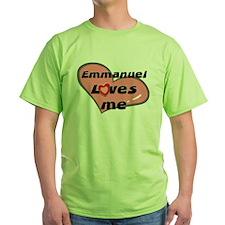 emmanuel loves me T-Shirt