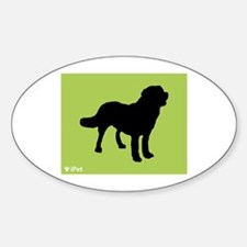 Chinook iPet Oval Decal