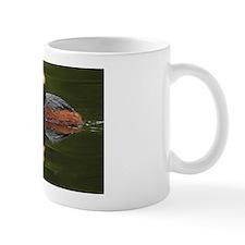 Slovenian grebe Mug