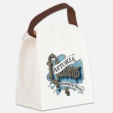 GUA 4th REUNION logo Canvas Lunch Bag