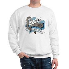 GUA 4th REUNION logo Sweatshirt