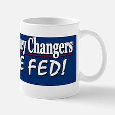 Expel The Money Changers Mug