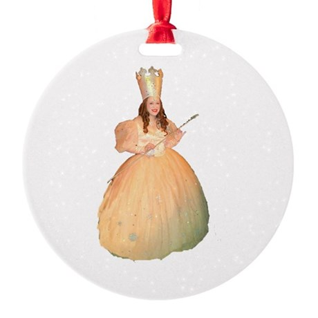 Glinda Holiday Ornament