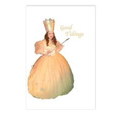 Glinda Holiday Postcards (Package of 8)