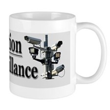 Under Surveillance Mug