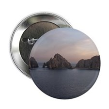 "Cabo Sunset 2.25"" Button"