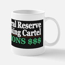 Criminal Banking Cartel Mug