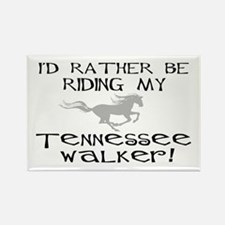 Rather-Tennessee Walker Rectangle Magnet