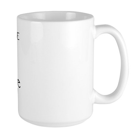 Rather-Tennessee Walker Large Mug