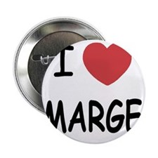 """I heart MARGE 2.25"""" Button"""