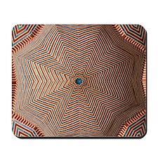 Islamic geometric patterns Mousepad
