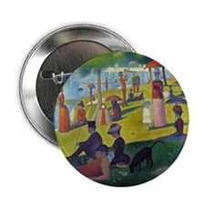 "Seurat 2.25"" Button"