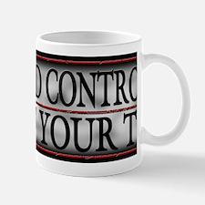 TV Mind Control - Mug