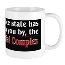 Fascist Police State Mug