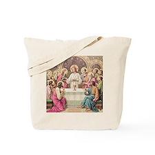 Last Supper Tote Bag