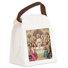 Last Supper Canvas Lunch Bag