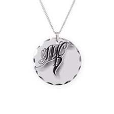 NYC ink Necklace