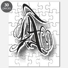 LA ink Puzzle