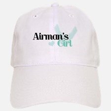 Airman's Girl Baseball Baseball Cap