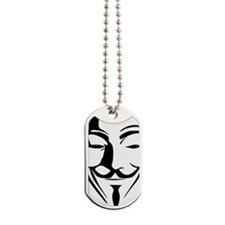 anonymous Dog Tags