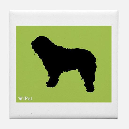 Bergamasco iPet Tile Coaster