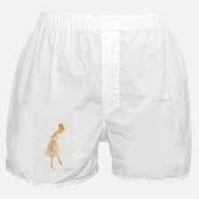 Vintage Chick Little Ballerina Boxer Shorts