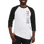 Cape Verde Baseball Jersey