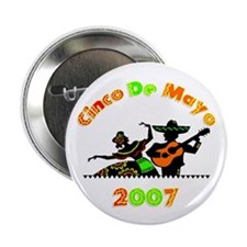 Cinco Dance 2007 Button
