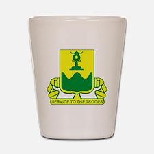 519th Military Police Battalion Shot Glass