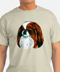 Red Sable Japanese Chin T-Shirt