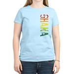Ghana Women's Light T-Shirt