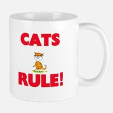 Cats Rule! Mugs