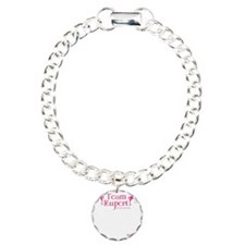 Team Rupert - Ashley Mad Charm Bracelet, One Charm