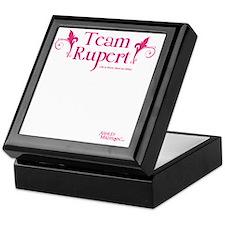 Team Rupert - Ashley Madison  Keepsake Box