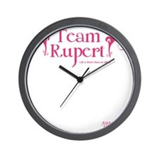 Team Rupert - Ashley Madison  Wall Clock