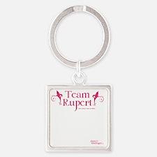 Team Rupert - Ashley Madison  Square Keychain