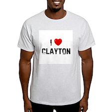 I * Clayton T-Shirt